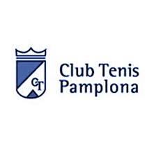 Logotipo Club Tenis Pamplona